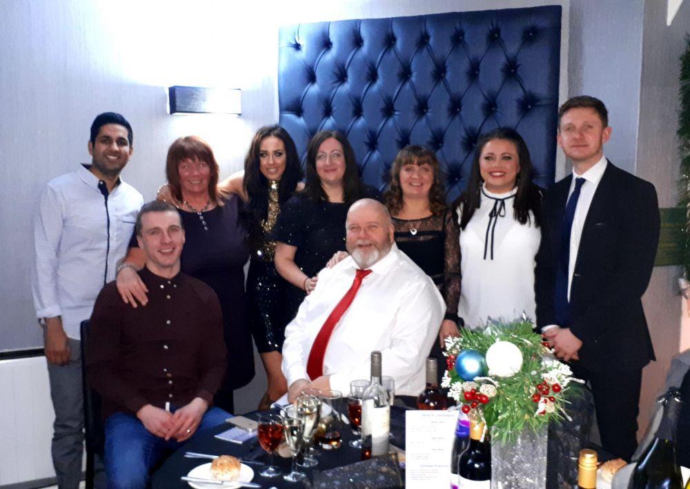 Dyer & Co Team Xmas 2018