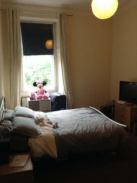1/1 15 Bannatyne Avenue, Dennistoun Bedroom 1