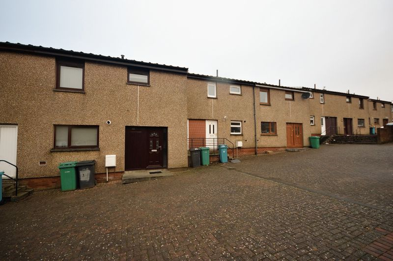 83 Craigbeath Court, Cowdenbeath Front Elevation