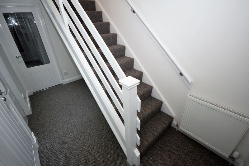 83 Craigbeath Court, Cowdenbeath Hallway