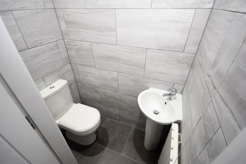 83 Craigbeath Court, Cowdenbeath Downstairs Toilet