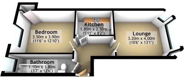 1/1 37 Farmeloan Road, Rutherglen Floorplan