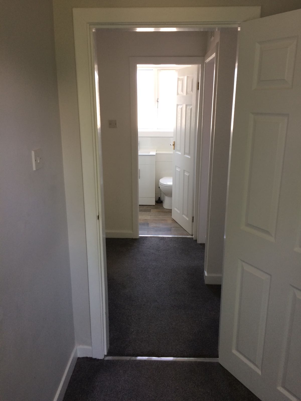 225 Inchkeith Drive, Dunfermline Upstairs Hall