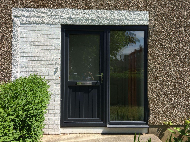 225 Inchkeith Drive, Dunfermline Front Door