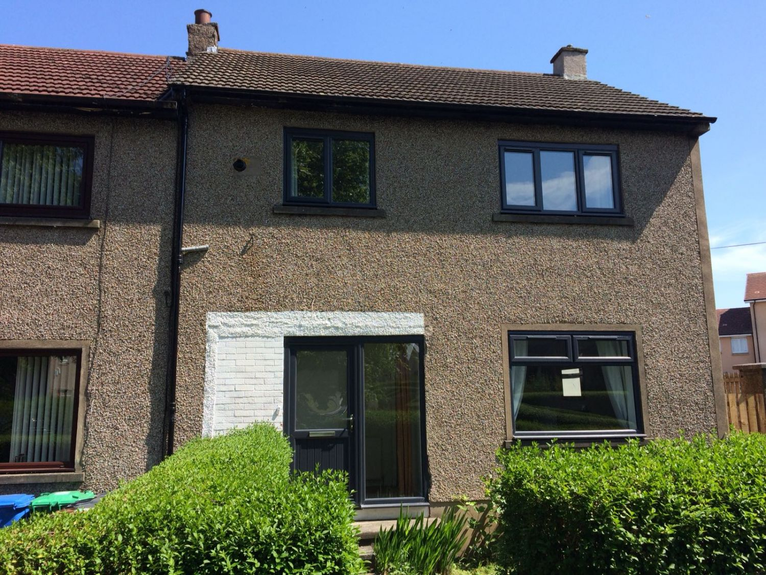 225 Inchkeith Drive, Dunfermline Front Elevation