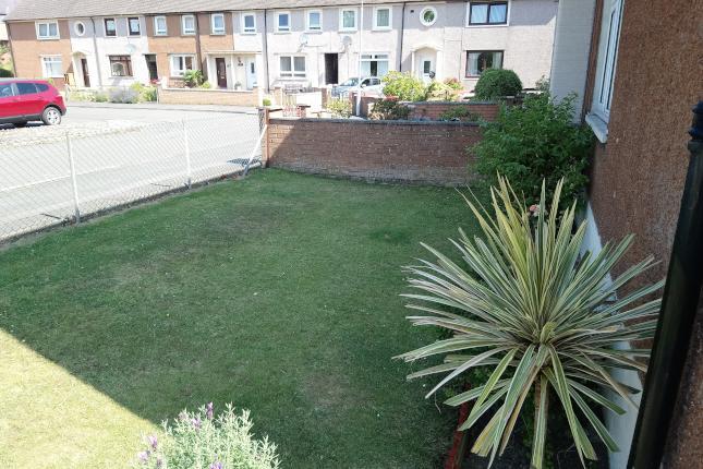 51 Johnston Crescent, Dunfermline Front Garden