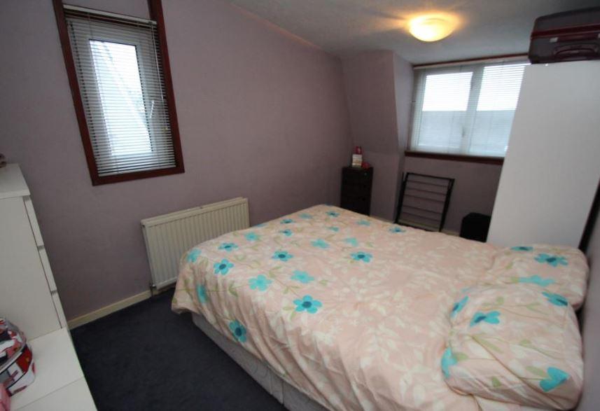 32 Liddel Road, Cumbernauld Bedroom 1