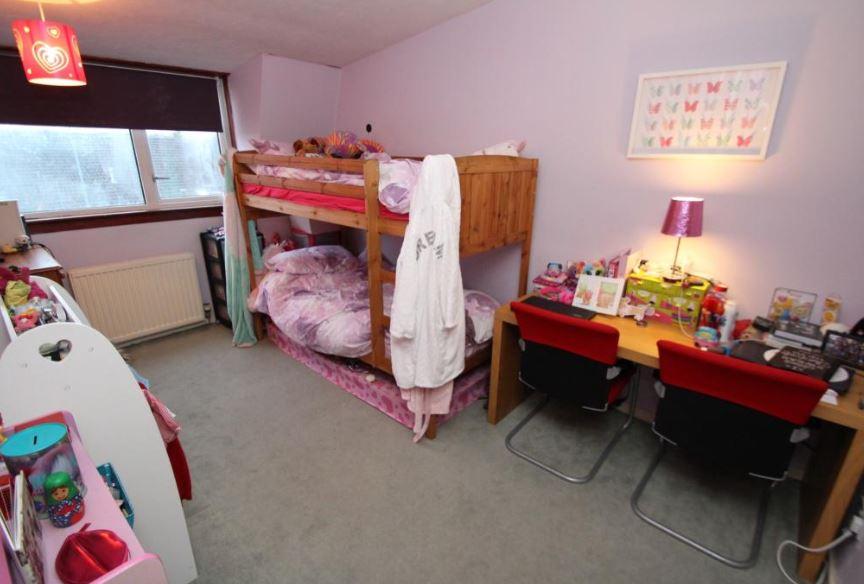 32 Liddel Road, Cumbernauld Bedroom 2