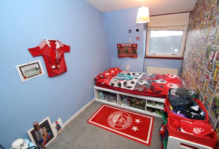 32 Liddel Road, Cumbernauld Bedroom 3