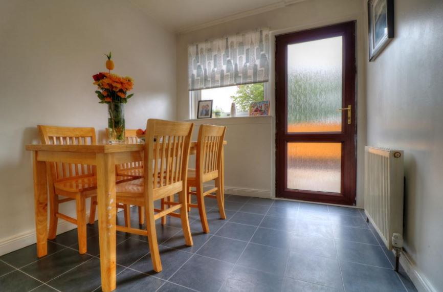 23 Mossywood Place, Cumbernauld Dining Area