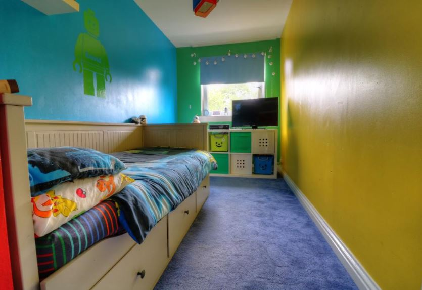 23 Mossywood Place, Cumbernauld Bedroom 2