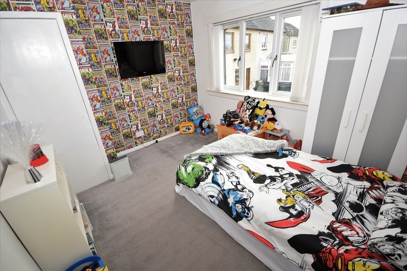 106 Rae Street, Cowdenbeath Bedroom 3