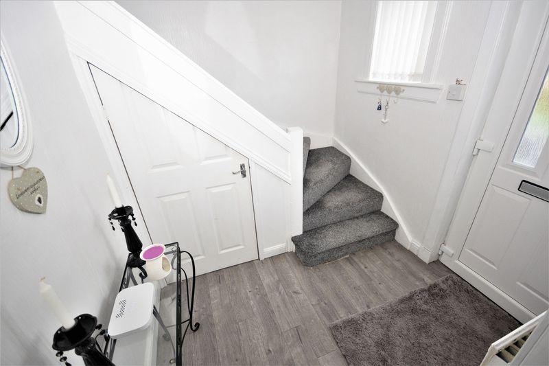 106 Rae Street, Cowdenbeath Hallway