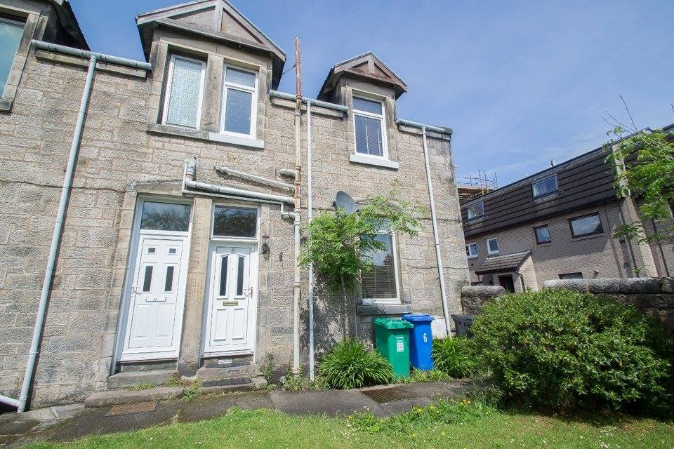 8A Ross Lane, Dunfermline External