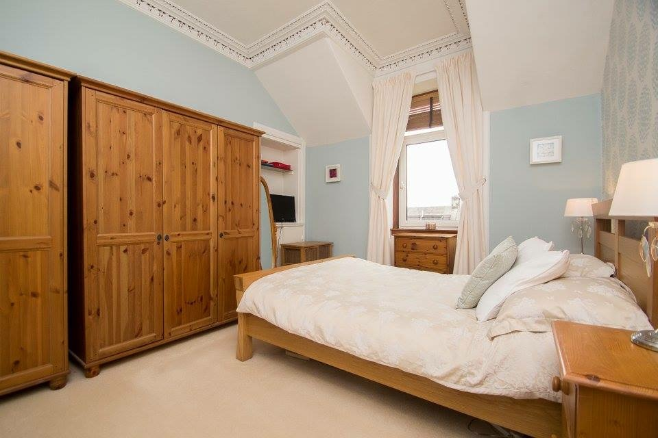 8A Ross Lane, Dunfermline Bedroom