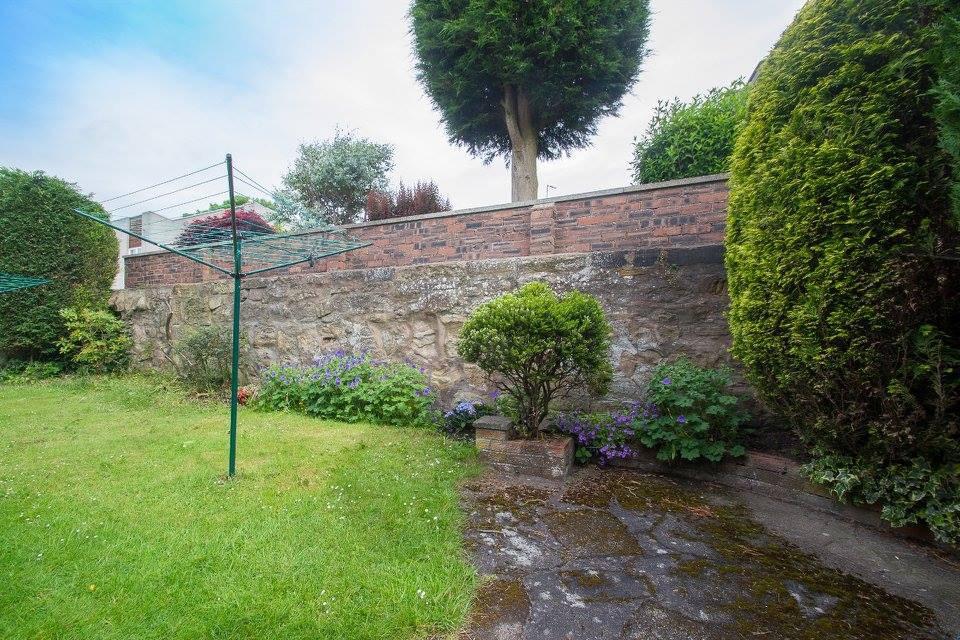 8A Ross Lane, Dunfermline Garden