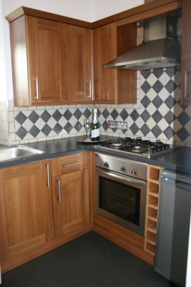 1442 Shettleston Road, Glasgow Kitchen
