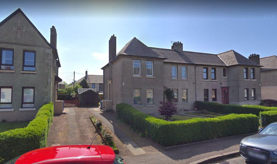 17 South Marshall Street, Grangemouth