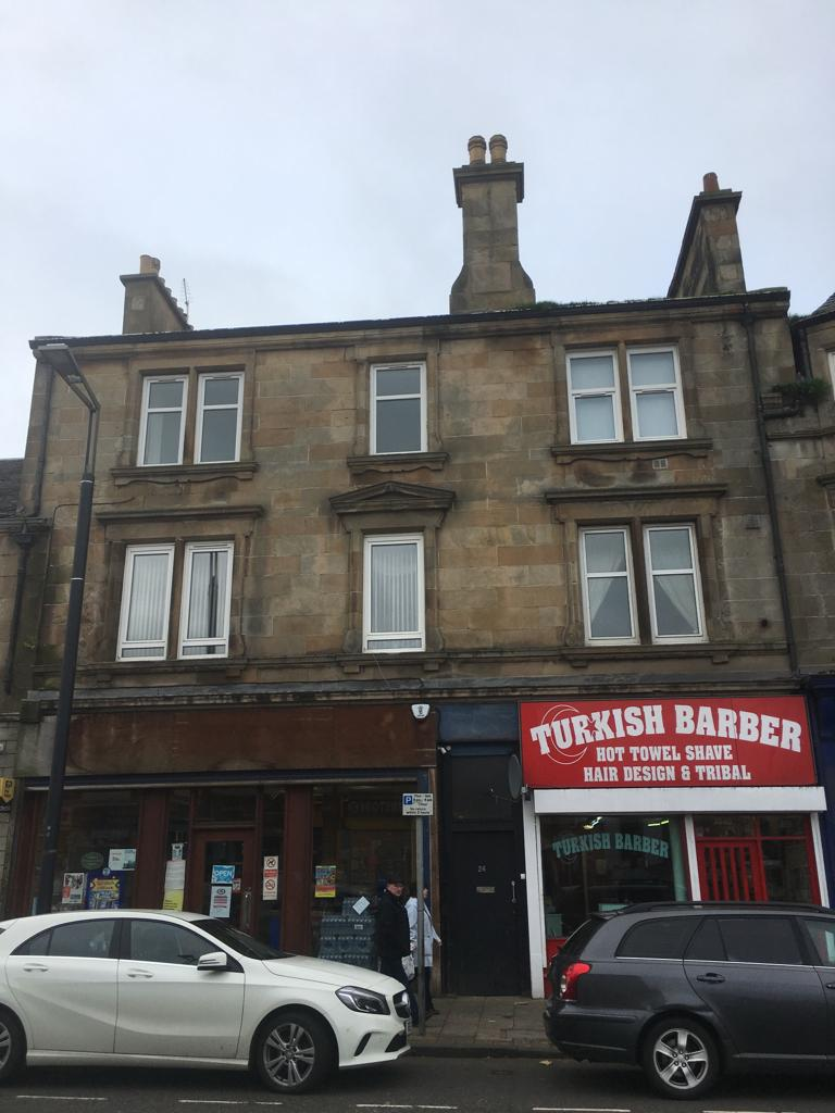2/2 24 Union Street, Larkhall External