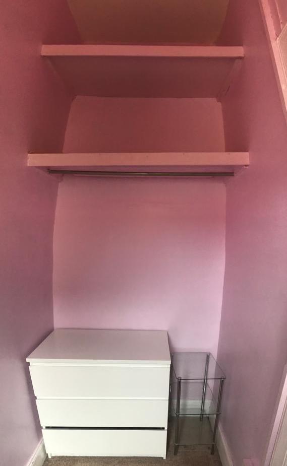 3 Wardlaw Drive Bedroom storage cupboard/dressing room